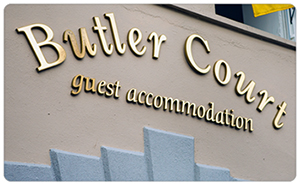Butler court, B&B, Kilkenny, accommodation, lodgings, downtown, central, boutique,