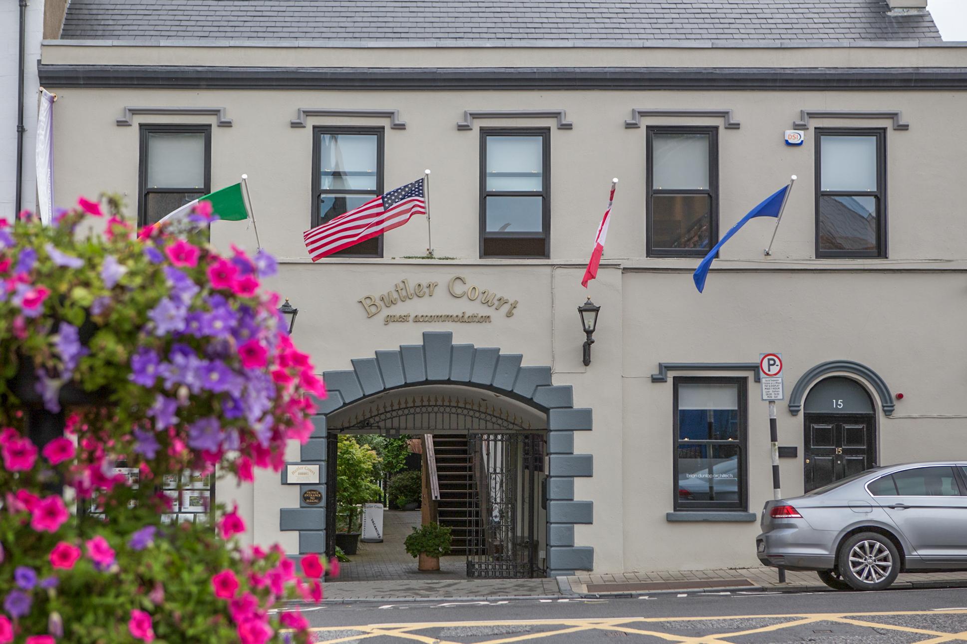 butler court kilkenny guest accommodation