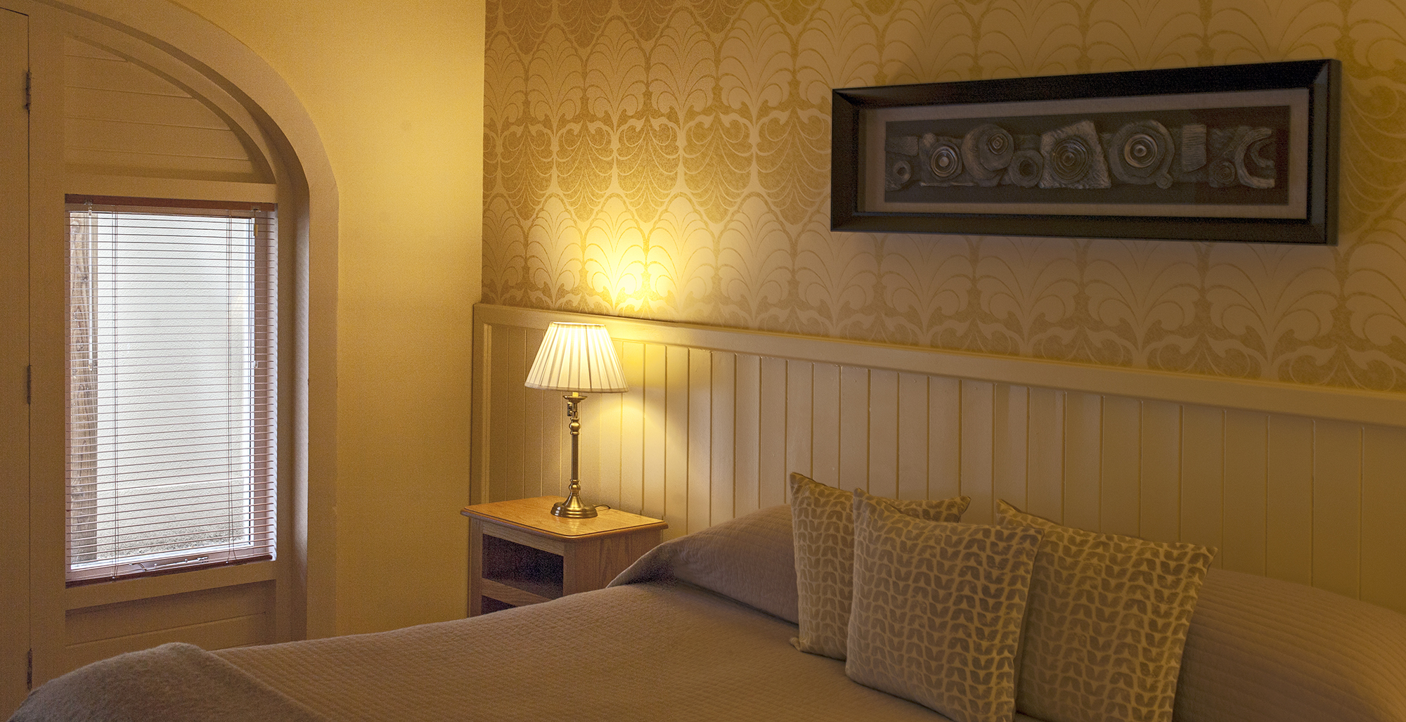 Butler Court guest room, kilkenny, courtyard, downtown,