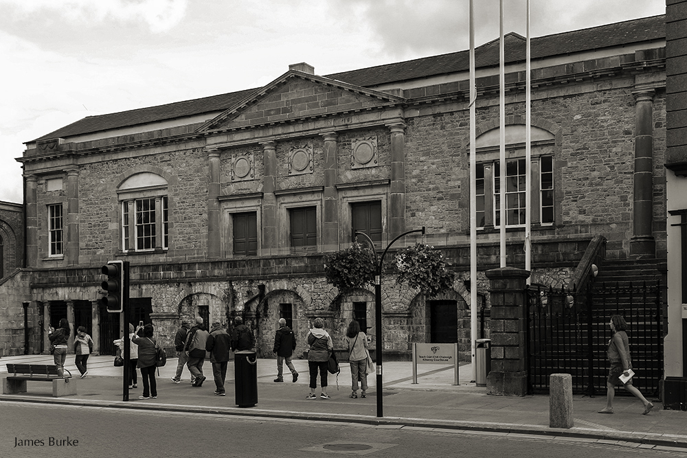 The Old Courthouse (Grace's Castle), Kilkenny