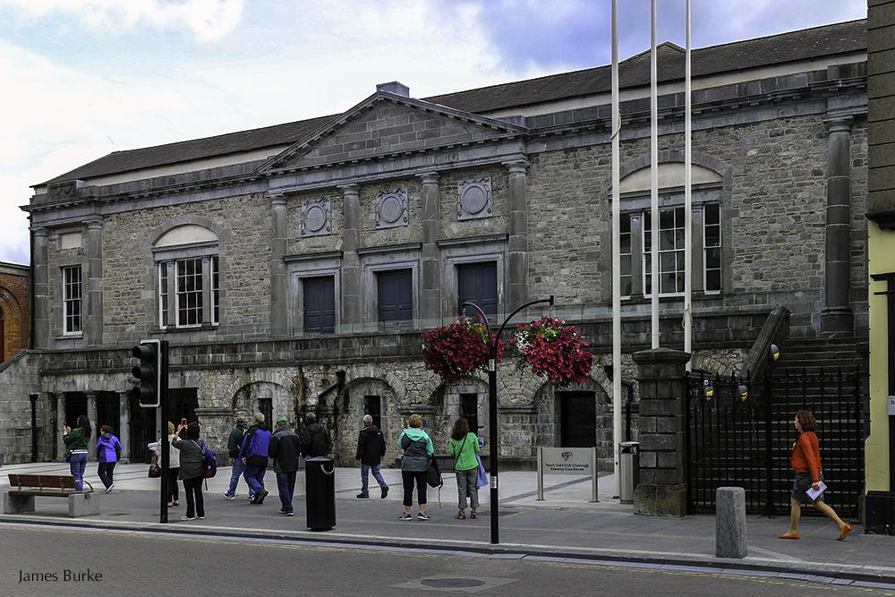 The Old Courthouse (Grace's Castle) Kilkenny