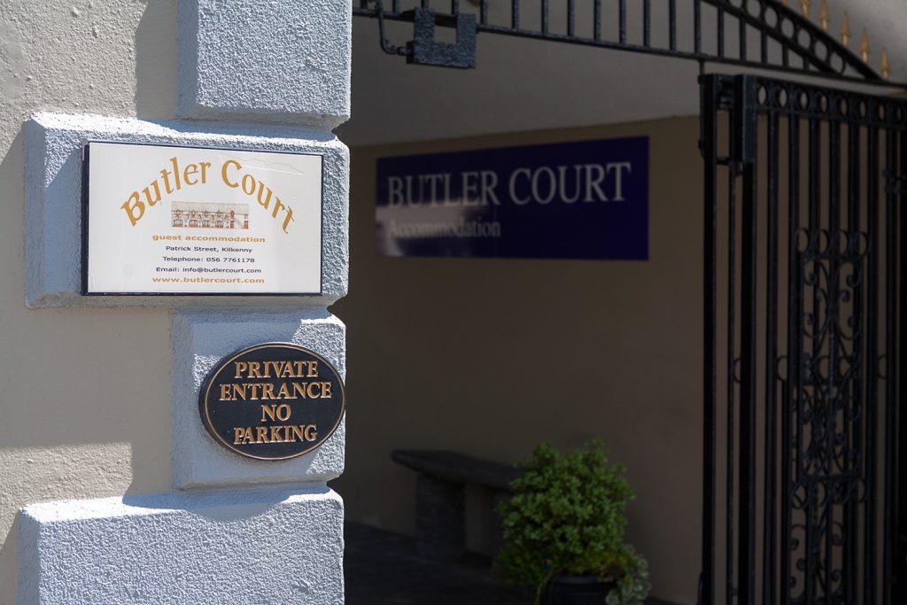 Butler Court accommodation Kilkenny
