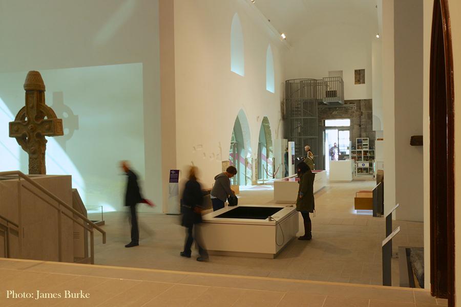 Medieval Mile Museum, Kilkenny