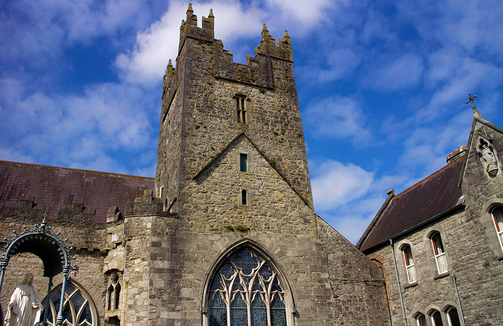 Black Abbey, Kilkenny. photo by James Burke