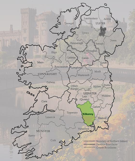 Kilkenny, guest accommodation, B&B, guesthouse, Ireland